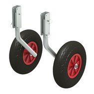 Комплект колес транцевых 330 мм Оцинкованная сталь