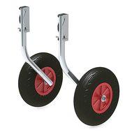 Комплект колес транцевых быстросъёмных для НЛ усиленные (330 мм)