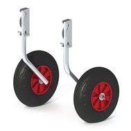 Комплект колес транцевых быстросъёмных для НЛ 260 мм Оцинкованная сталь