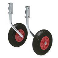 Комплект колес транцевых быстросъёмных для НЛ усиленных 330 мм Оцинкованная сталь