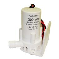 Осушительная помпа с возможностью бокового крепления 300GPH(22,5л/мин)
