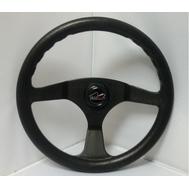 Рулевое колесо LM-W-0001 (350 мм., чёрное)