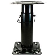 Пьедестал для сидений стальной телескопический эконом класса(295-445 мм.)