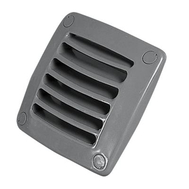 Решётка вентилляционная 92х92 мм (белая)