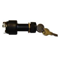 Замок зажигания с брызгозащитной крышкой и комплектом ключей (5 контактов)