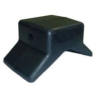 Упор трейлерный для форштевня катера (размеры осн. 175х100, д.о.14 мм)
