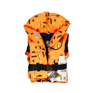 Жилет 100N FREEDOM оранжевый с рисунком 10-15 кг