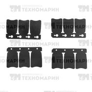 Ремкомплект лепестковых клапанов BRP SM-07181