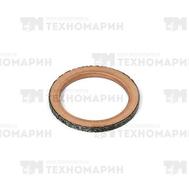 Уплотнительное кольцо глушителя Yamaha AT-02212