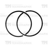 Комплект поршневых колец Suzuki (+0,5мм) 12140-96351-0.50