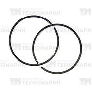 Комплект поршневых колец Suzuki (+0,5мм) 12140-94400-0.50