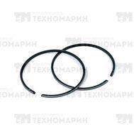 Комплект поршневых колец Yamaha (+0,5мм) 63D-11605-00