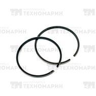 Комплект поршневых колец Yamaha (+0,25мм) 682-11610-11