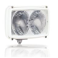 Прожектор палубный 2-ламповый 158х120х106 мм