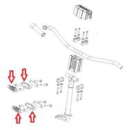Вкладыши рулевой колонки (усиленные) Polaris SM-08750