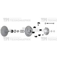 Ведущий вариатор квадроцикла BRP 0900-0033