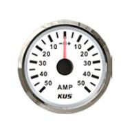 Амперметр 50-0-50 (WS)