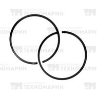 Комплект поршневых колец Yamaha (+0,5мм) 61N-11605-00