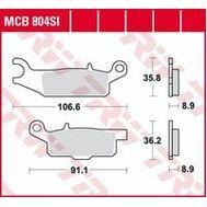 Колодки тормозные (серия Sinter Offroad) MCB804SI