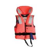 Жилет ISO 150N LifeJacket.Adult. оранжевый 40-50