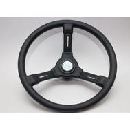 Рулевое колесо VLN 32 чёрное, (диам.350мм)