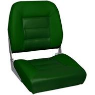 Поворотное мягкое сиденье для лодки Premium в комплекте поворотной опорой