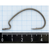 Крючок офсетный Origin B93 размер 3/0, 8 шт/уп