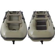 Надувная лодка Badger Fishing Line 390 PW9 + AirDeck
