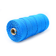 Шнур плетеный СТАНДАРТ 1,5 мм (220 м) синий, бобина