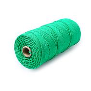 Шнур плетеный СТАНДАРТ 1,2 мм (500 м) зеленый, бобина