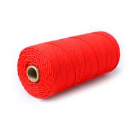 Шнур плетеный СТАНДАРТ 1,5 мм (500 м) красный, бобина