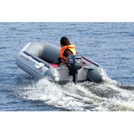 Транцевая лодка ПВХ Классик Лайн 340 PW