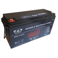 Аккумулятор WBR Marine MB 150-12 AGM - 150 A/ч
