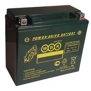 Аккумулятор MT12-20-B (YTX20L-BS)