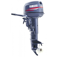 Двухтактный лодочный мотор Yamaha 25BMHS
