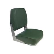 Кресло для лодок и катеров Classic Fishing Seat - зеленый