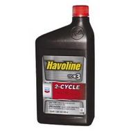 Масло HAVOLINE 2 CYCLE TC-W3 0.946л.