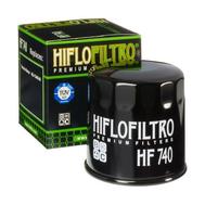 Масляный фильтр Yamaha 69J-13440-01 HifloFiltro HF740
