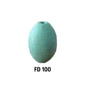 Поплавок сетевой FD-100 (85мм*55мм*9мм) глубинный 1шт.