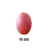 Поплавок сетевой FD-350 (125мм*85мм*10мм) глубинный 1шт.