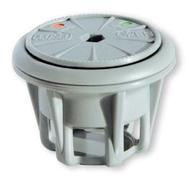 Стравливающий клапан VA-100 350 мБар серый