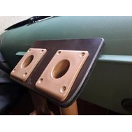 Под ликтрос (2 трубки) Удочкодержатель пластиковый