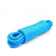 Шнур плетеный ШВАРТОВЫЙ 14,0 мм, синий, 2700 кг, 50 м, бухта