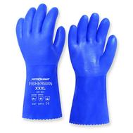 Перчатки FISHERMAN, арт. 9014, синие
