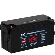 Аккумулятор WBR Marine MBLi (LITHIUM) LiFePO4 - 150 А/ч