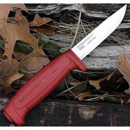 Нож Morakniv Basic 511, Carbon - длина / толщина лезвия, мм: 91 / 2,0