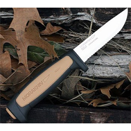 Нож Morakniv Rope - Stainless - длина / толщина лезвия, мм: 91 / 2,0