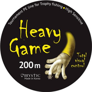 Плетёный шнур PE Heavy Game (200 м)