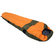 Спальный мешок Mansy Big (190+40)х85/55 см, comfort -5С, extreme -20С