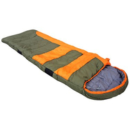 Спальный мешок Saami Extreme левый (200+30)х80 см, comfort -5С, extreme -20С